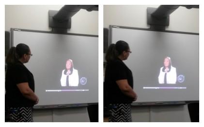 Sharing my Veil TV Video
