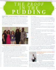 Inspired Smart Success - The Proff is in the Pudding