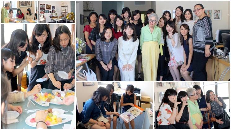Japan Study Tour-Workshop Setpt 20145